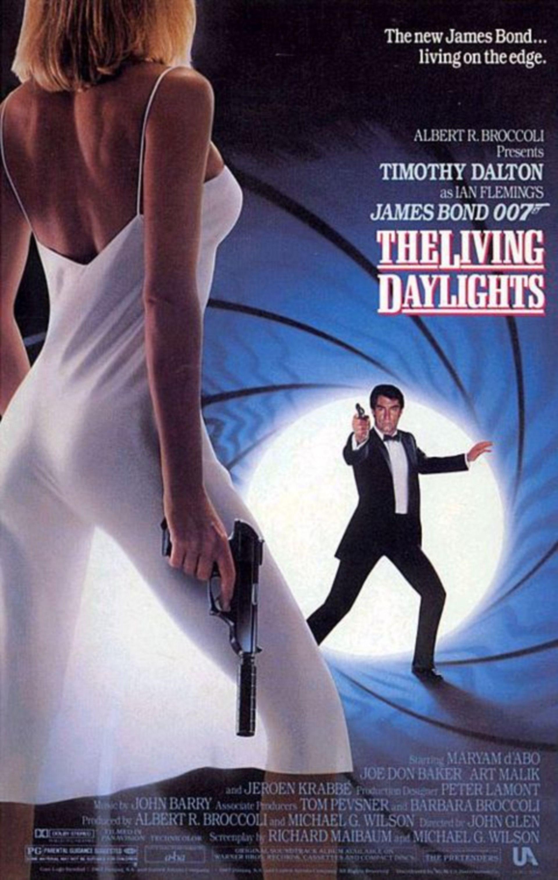 007 리빙 데이라이트 (1987)
